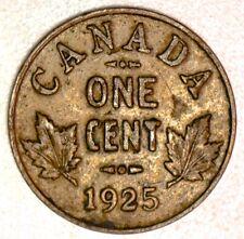 SEMI KEY DATE. 1930 Canada Small Cent Coin