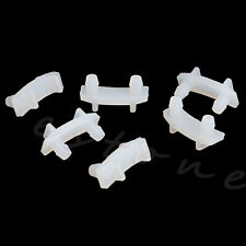 6pcs Rubber Bush White Replacement Spare Part for Nutribullet 600W 900W Juicer