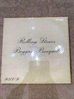 Beggars Banquet - Rolling Stones - LK 4955 - Rare 1st Pressing UK LP