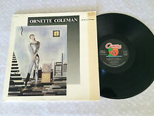 ORNETTE COLEMAN OF HUMAN FEELINGS 1982 ANTILLIES UK PRESS LP