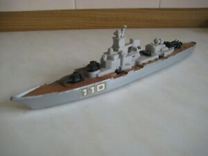Matchbox Sea Kings K303 Battleship Diecast Model Ship 1976
