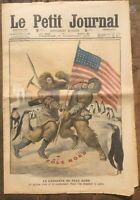 Le Petit Journal N°983 du 19/09/1909 La Conquête du pole nord