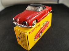 Dinky Toys F n° 24M Volkswagen Karmann Ghia VW jamais joué en boîte MIB