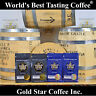 Jamaica Blue Mountain Coffee 2lb plus Blue Mountain PeaBerry 2lb = 4 lb. total