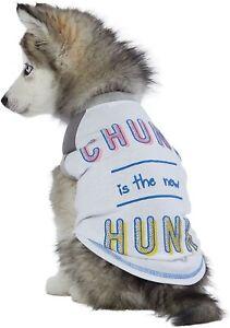 Chunk Is The New Hunk Dog T-shirt