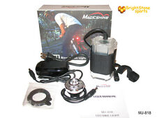 MagicShine MJ818 3W Red LED 85 Lumen LED Bike Tail Light Set MJ828 LCD Battery