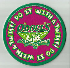12  O'Doul's Do It With A Twist   Beer Coasters