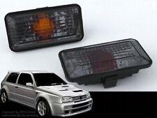 SCHWARZE Seitenblinker VW Golf 3/Vento Cabrio Passat VR6 16V G60 B3 35i Rallye