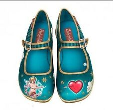Hot Chocolates Shoes, Cupid Size Adult Us 6