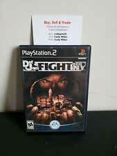 Def Jam: Fight for NY PS2 (PlayStation 2, 2004) Complete Black Label & Tested!!!