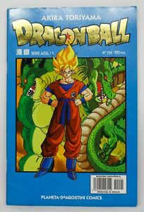 DRAGON BALL Z Nº 1 - PLANETA AGOSTINI COMICS - DRAGON BALL 154 GT SERIE AZUL