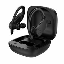 New listing Bluetooth 5.0 Earbuds Wireless Earphones Headset Tws Stereo Ear Hook Headphones