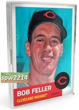 Topps Living Set Bundle Bob Feller #381, Austin Hays #382