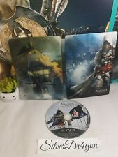 Assassins Creed 4 Black Flag IV Steelbook G1 Collectors edition PS3 game