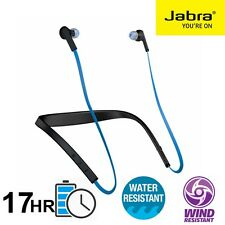 Bluetooth Headset Jabra Halo Smart Wireless Stereo Earbuds For Iphone Blue
