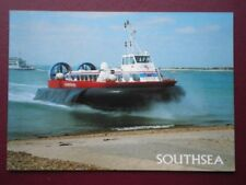 POSTCARD ISLE OF WIGHT HOVERCRAFT AT SOUTHSEA