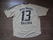 Bayern Munich #13 Ballack 100% Original Jersey Shirt 2006/07 Away XL MINT