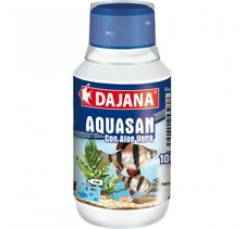 Dajana Aquasan anticloro para acuarios peceras peces tropicales agua Fría m
