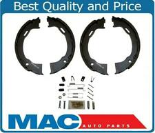 Rear Parking Brake Shoe Set W/ Spring Hardware Fits 94-99 Jeep Grand Cherokee