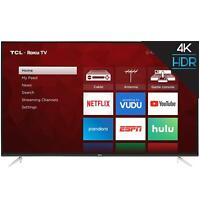 """TCL 55"""" Class 4K (2160P) Smart LED TV (55S423)"""
