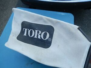 "{ Toro Recycler 22"" Grass Bag Bagger Catcher & Frame"