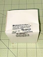 Brady 42023 Handimark 10 X 50 White Vinyl Y6088
