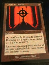 MAGIC Cripta di Tormod