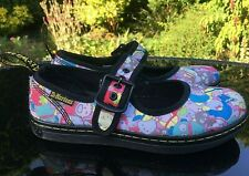 Dr. Martens Sanrio Carnaby HELLO KITTY limited edition canvas shoes UK 3 EU 36