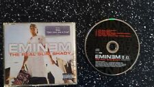 "EMINEM CDs ""THE REAL SLIM SHADY"" - CD SINGOLO"