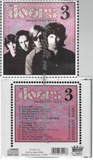 CD--THE DOORS--    GREATEST HITS VOL.    3