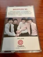 BEATLES VI -- Cassette -- w/Eight Days A Week, Kansas City & Dizzy Miss Lizzy