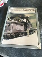 Narrow Gauge and Short Line Gazette : January February 1987 : Volume 12 Number 6