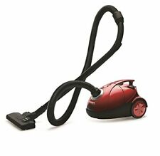 Quick Clean DX 1200-watt vacuum cleaner red with free dust bags free shipping