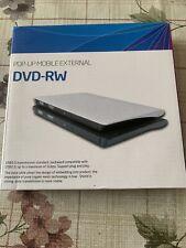 Pop-Up USB 3.0 Externo De Dvd Rw