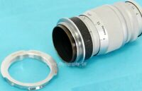 LEICA Screw to LEICA M Adapter 28-90mm LTM Lenses on Leica M Camera as M8 M7 M6
