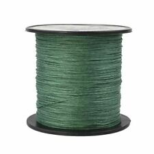 4 & 8 Strands 100M 300M 500M 1000M Green PE Saltwat Super Braided Fishing Line