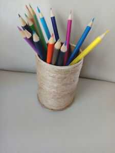 Desk Tidy Pen Pot Handmade