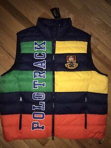nwt $228.00 Polo Ralph Lauren  Down Vest sz XL