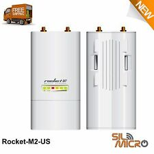 UBIQUITI NETWORKS ROCKETM2(US) 2.4GHZ ROCKET MIMO AIRMAX