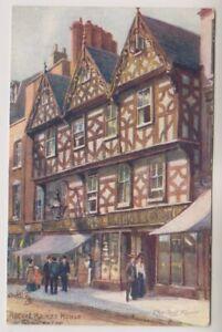 Gloucestershire postcard - Robert Raikes House, Gloucester by C Flower (A531)