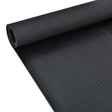 pro.tec® Gummimatte Bodenschutzmatte Riefenmatte Antirutschmatte Fußmatte 2x1m