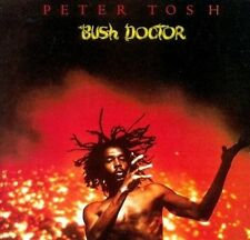 NEW CD Album Peter Tosh - Bush Doctor (Mini LP Style Card Case)