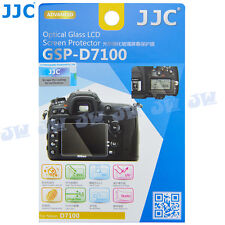 JJC Ultra-Thin Glass LCD Screen Display Protector Cover for Nikon D7100 D7200