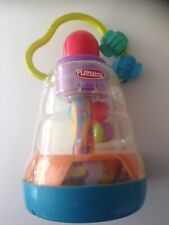 Playskool Vintage Spin Top Ball Popper Pre School Fun Toy Age 3+ Toddlers (Rare)