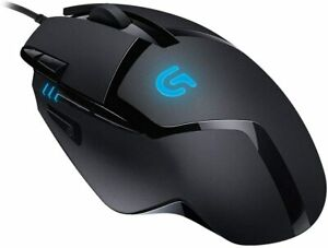 Logitech G402 Hyperion Fury Gaming Mouse Optical Lightweight