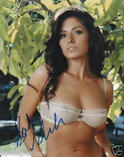 SARAH SHAHI.. Sexy and Sultry Stunner - SIGNED