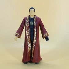 """Doctor Who THE TIMELORD RASSILON action figure 5"""" old #D3"""