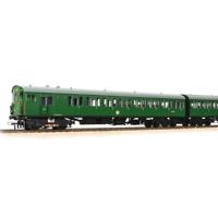 Bachmann 31-390 OO Gauge Class 414 2-HAP 2-Car EMU 6061 BR (SR) Green