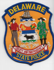 Obsolete Delaware State Police Patch