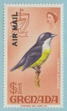GRENADA C15 AIRMAIL  MINT NEVER HINGED OG ** NO FAULTS EXTRA FINE !